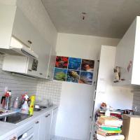 Cuisine, avant rénovation